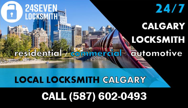 24 Hour Locksmith in Calgary