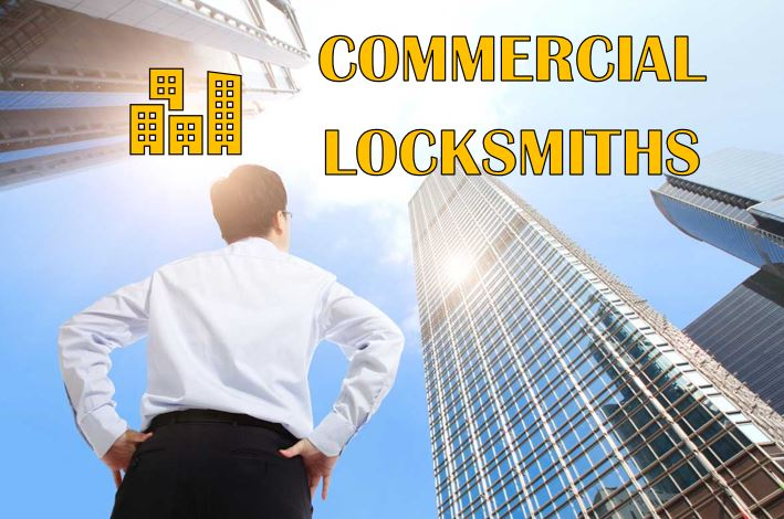 business locksmiths solutions in Calgary