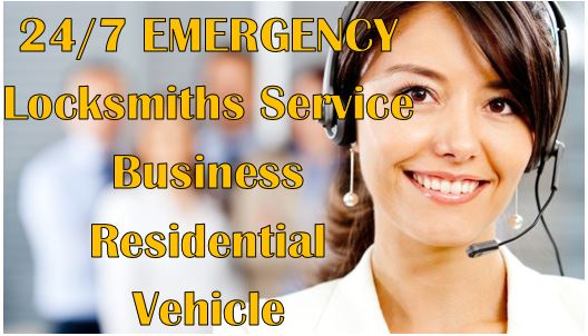 emergency service locksmiths in Calgary area
