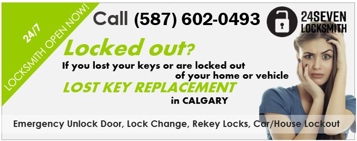 Key Replacement Calgary