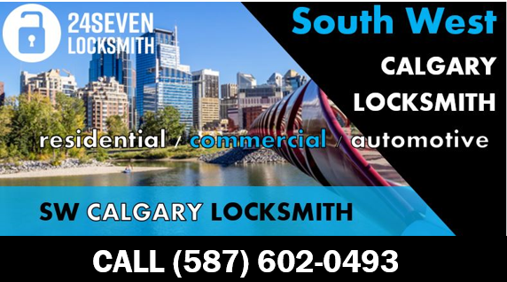 South West Calgary Locksmith